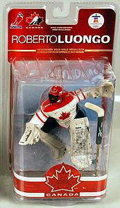 NHL Sportspicks TC Vancouver 2010 Series 2 Roberto Luongo (Team Canada) White