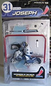 NHL Sportspicks NHLPA Series 1 Curtis Joseph (Toronto Maple Leafs) White