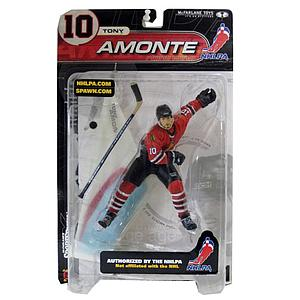 NHL Sportspicks NHLPA Series 1 Tony Amonte (Chicago Blackhawks) Red