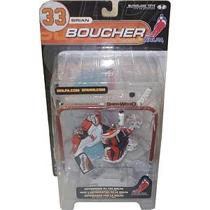 NHL Sportspicks NHLPA Series 2 Brian Boucher (Philadelphia Flyers) White