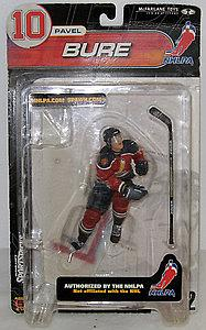 NHL Sportspicks NHLPA Series 2 Pavel Bure (Florida Panthers) Dark Red