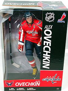"NHL Sportspicks 12"" Series Alexander Ovechkin (Washington Capitals) Red"