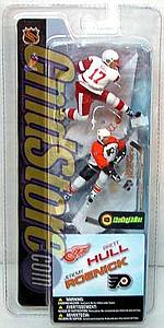 "NHL Sportspicks 3"" Series 1 Brett Hull/Jeremy Roenick"