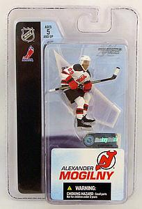 "NHL Sportspicks 3"" Series 3 Alexander Mogilny (New Jersey Devils) Red"