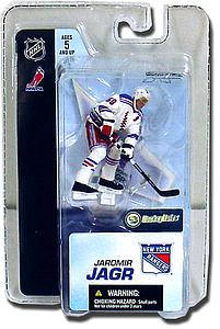 "NHL Sportspicks 3"" Series 3 Jaromir Jagr (New York Rangers) White"