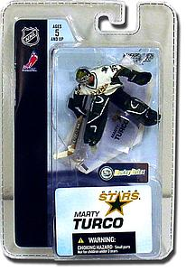 "NHL Sportspicks 3"" Series 3 Marty Turco (Dallas Stars) White"