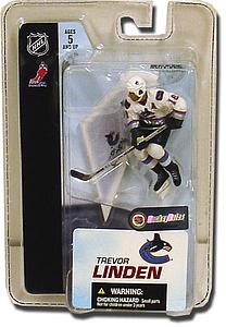 "NHL Sportspicks 3"" Series 3 Trevor Linden (Vancouver Canucks) White"