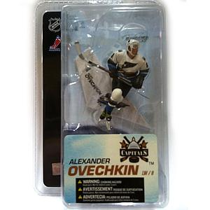 "NHL Sportspicks 3"" Series 4 Alexander Ovechkin (Washington Capitals) White"