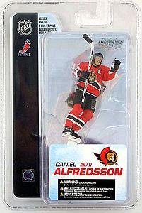"NHL Sportspicks 3"" Series 4 Daniel Alfredsson (Ottawa Senators) Red"