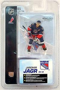 "NHL Sportspicks 3"" Series 4 Jaromir Jagr (New York Rangers) Dark Blue (Liberty 3rd Jersey)"