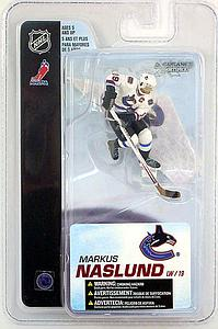 "NHL Sportspicks 3"" Series 4 Markus Naslund (Vancouver Canucks) White"