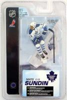 "NHL Sportspicks 3"" Series 4 Mats Sundin (Toronto Maple Leafs) White (3rd Jersey)"