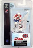"NHL Sportspicks 3"" Series 4 Saku Koivu (Montreal Canadiens) White"