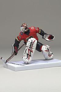 "NHL Sportspicks 3"" Series 5 Miikka Kiprusoff (Calgary Flames) Red"