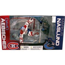NHL Sportspicks Box Set 2-Pack Seriess David Aebischer/Markus Naslund