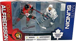 NHL Sportspicks Box Set 2-Pack Seriess Daniel Alfredsson/Mats Sundin
