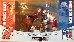NHL Sportspicks Box Set 2-Pack Seriess Martin Brodeur/Mark Messier