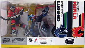NHL Sportspicks Box Set 2-Pack Seriess Roberto Luongo/Jarome Iginla