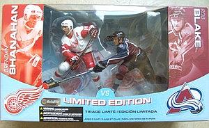 NHL Sportspicks Box Set 2-Pack Seriess Brendan Shanahan/Rob Blake