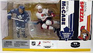 NHL Sportspicks Box Set 2-Pack Seriess Jason Spezza/Brian McCabe