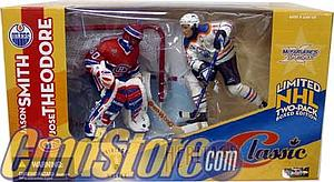 NHL Sportspicks Box Set 2-Pack Seriess Jose Theodore/Jason Smith