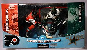 NHL Sportspicks Box Set 2-Pack Seriess Marty Turco/Jeremy Roenick