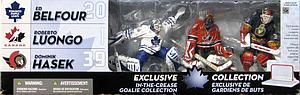 NHL Sportspicks Box Set 3-Pack Seriess Ed Belfour/Roberto Luongo/Dominik Hasek