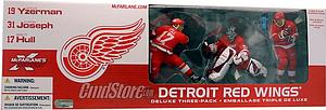 NHL Sportspicks Box Set 3-Pack Seriess Steve Yzerman/Curtis Joseph/Brett Hull