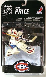 NHL Sportspicks Series 21 Carey Price (Montreal Canadiens) White Jersey Exclusive