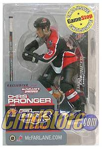 NHL Sportspicks NHL Hitz Series Chris Pronger () Red Jersey Exclusive
