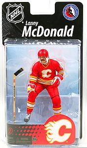 NHL Sportspicks Grosnor Series Lanny McDonald (Calgary Flames) Red Jersey Exclusive