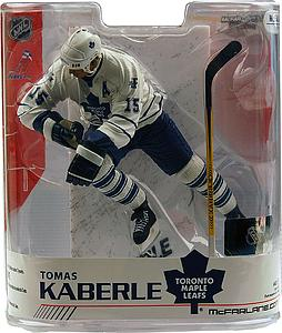 NHL Sportspicks Grosnor Series Tomas Kaberle (Toronto Maple Leafs) White Jersey Exclusive