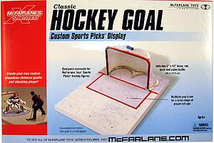 NHL Sportspicks Series Accessory Goal Net Classic