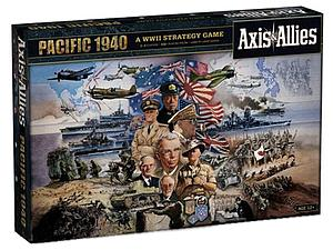 Axis & Allies: Pacific 1940 (Second Edition)