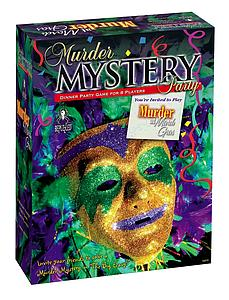 Murder Mystery Party: Murder at Mardi Gras