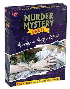 Murder Mystery Party: Murder on Misty Island