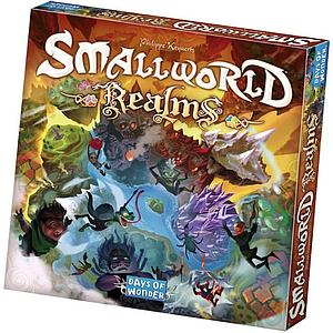 Small World Realms (Multilingual)