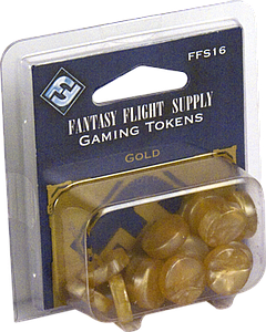 Game Tokens Gold