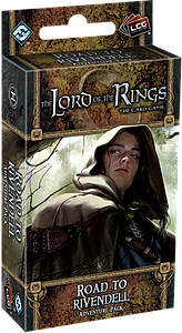 The Lord of the Rings: The Card Game - Road to Rivendell