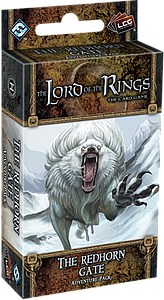The Lord of the Rings: The Card Game - The Redhorn Gate