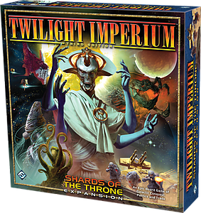 Twilight Imperium: Shards of the Throne