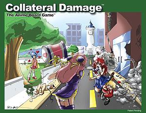 Collateral Damage: The Anime Game