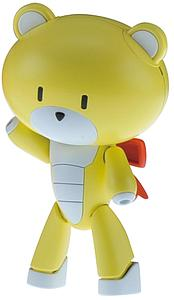 Gundam High Grade Petit'Gguy 1/144 Scale Model Kit: #03 Petit-Beargguy Winning Yellow