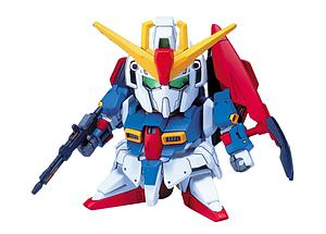 Gundam SD BB#198 Model Kit: MSZ-006 Zeta Gundam