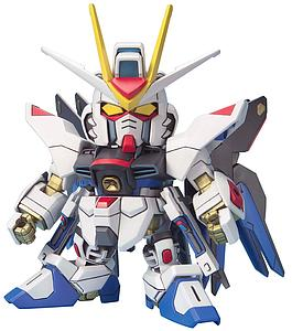 Gundam SD BB Model Kit: #288 Strike Freedom Gundam