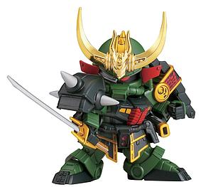 Gundam Legend BB Model Kit: #373 Zakuto (Yami Shogun)