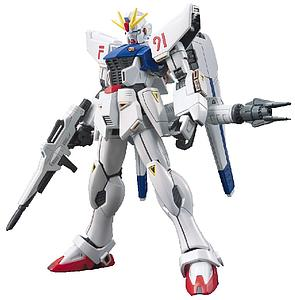 Gundam High Grade Universal Century 1/144 Scale Model Kit: #167 F91 Gundam F91