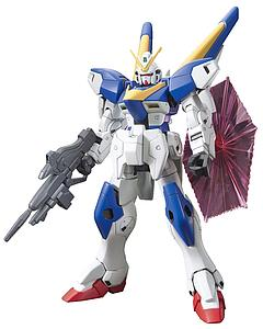Gundam High Grade Universal Century 1/144 Scale Model Kit: #169 LM314V21 Victory Two Gundam
