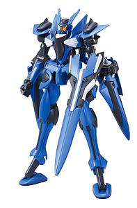 Gundam High Grade Gundam 00 1/144 Scale Model Kit: #071 Brave Commander Test Type