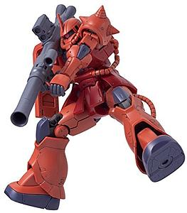 Gundam High Grade The Origin 1/144 Scale Model Kit: #001 MS-06S Char's Zaku II